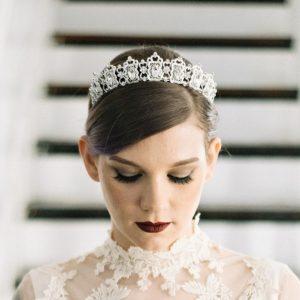 Acessórios para o cabelo da noiva